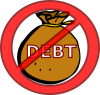 no debt picture